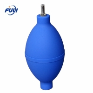 High Performance Manual Portable Blue Rubber Pump Bulb Digital Cleaning