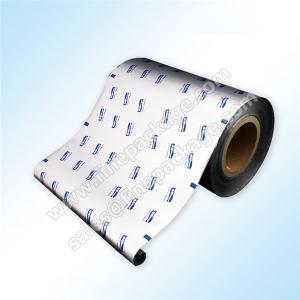 China High barrier silver food grade aluminium foil plastic film wholesale