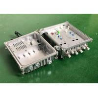 Buy cheap High Control CATV Optical Receiver Built In EOC Insertion Function from wholesalers