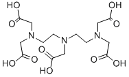 dtpa acid chemical structure
