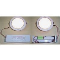 China SMD2835 18w round led rechargeable emergency light for home , hotel , office , hospital wholesale