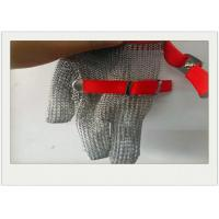 China Cut Resistant 304 316 Stainless Steel Gloves For Meat Process And Butcher wholesale