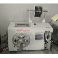 China wire coil winding machine/automatic cable wire twist tie machine wholesale
