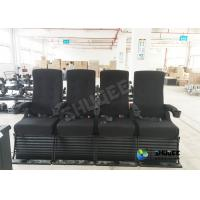 Buy cheap Vibration 4D Kino Seats In 4D Movie Theater With Special Effect For 3D Films from wholesalers