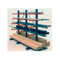 China Factory Direct High Quality Pipe or Lumber Warehouse Storage Cantilever Racking wholesale