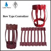 China Bow Type Spring Casing Centralizer wholesale