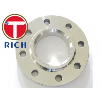 Buy cheap Non Alloy 15 NB 8 Blind Flat Face Flange ANSI B16.47 from wholesalers