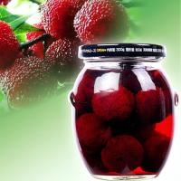 China Arbutu Waxberry Tinned Fruit In Natural Juice Low Calorie Health Certificates wholesale