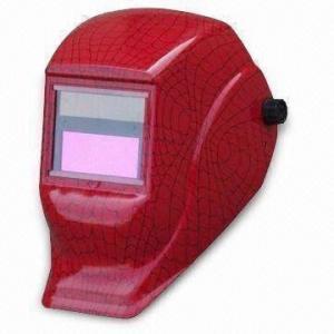 China Auto-darkening Welding Helmet with Adjustable Headgear and Headband wholesale