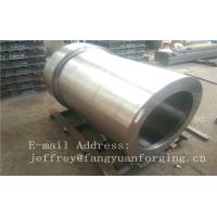 Quality Hydro - Cylinder Alloy Steel Forgings C45 C35 4140 42CrMo4 Heat Treatment Rough for sale