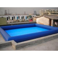 China Inflatable pool / inflatable water pool / giant blue pool with water ball wholesale