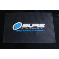 China Waterproof Black Soft PVC Door Mat Custom Outdoor Doormats For Restaurant wholesale