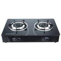 China Household 7mm Tempered Glass Kitchen Gas Burner Cooker FJ-G201 wholesale