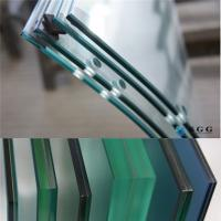 China High quality 5+5,6+6,8+8,10+10,12+12mm heat soaked toughened tempered laminated glass fact wholesale
