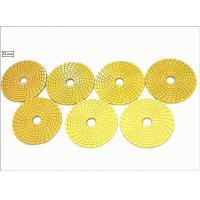 Buy cheap New Popular Spiral Wet Polishing Pads DM_05 from wholesalers