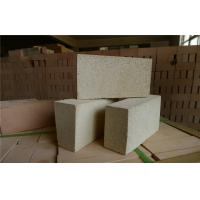 China Ceramic Industrial Kiln Light Weight Insulating Refractory Brick , High Temperature wholesale
