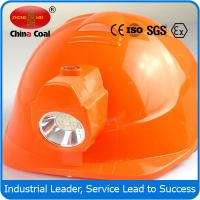 China LM-NHigh quality coal miner safety helmet with LED light for mining wholesale