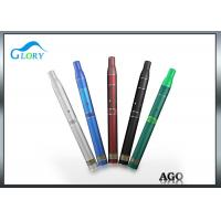 China Battery Powered Portable Ago Dry Herb Vaporizer Pen , Rebuildable Atomizer wholesale