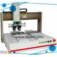 China Automatic Soldering Machine Automated Dispensing Machines For Printed Circle Board wholesale