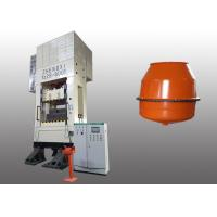China Hydraulic Double Action Deep Drawing Power Press For Concrete Drum Forming wholesale