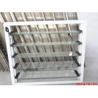 Quality 5MM Horizontal Bathroom Shutter Blinds / Bathroom Shutters Waterproof for sale