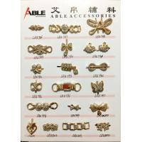 China Customize Fashion Metal Shoes Buckles Chain Decorative Multi Shape Alloy on sale