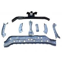 Quality Metal Nissan Body Parts Radiator support Automotive Replacement for sale