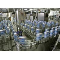 Buy cheap Mini Automatic Yogurt Production Line With Fresh Fruits For Cup Package from wholesalers