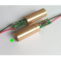 China 532nm 5mw green dot laser module for laser presenter wholesale