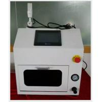 China Easy Operation White Automatic Pcb Cleaning Machine Clean The Nozzle wholesale