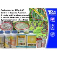China Cas 63090-40-4 Systemic Fungicide For Trees , Carendazim 50% Sc wholesale