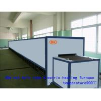 Glass annealing belt production machine heating furnace continuous production40m900℃Company patent low sales