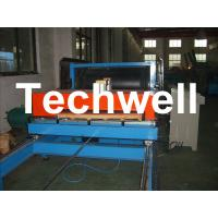 China Simple Continuous PU Sandwich Panel Machine For 30 - 200mm Roof Wall Panel TW-PU1000 wholesale