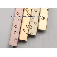 China Mirror Eeffect / Brushed Matt Effect Stainless Steel T Brace / Decorative Splint wholesale