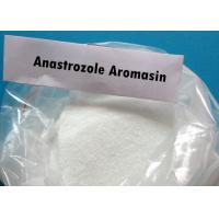 China CAS 120511-73-1 Anti Estrogen Steroids White Powder Anastrozole Aromasin Powder SERM Aromasin Powder wholesale
