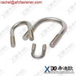 China square bend u bolts Inconel625 wholesale