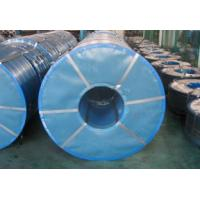 Quality 750mm - 1250mm Zinc Coated Spangle Hot Dipped Galvanized Steel Coils for sale