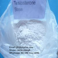 Wholesale Steroid Powder Testosterone Base For Body Building CAS: 58-22-0// Email: jill@ycphar.com, Skype: carrie.xiao96 from china suppliers