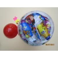 China Compress Candy In Cola Bottle Shape Toy , Sweet And Sour Taste Christmas Novelty Candy wholesale