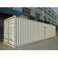 China 1500kva Silent industrial diesel generators by Cummins Engine 40HQ Containerized Genset wholesale