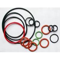 China Odourless Colored Silicone O Rings Diameter 20 Mm To 1500mm For Sealing wholesale