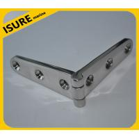 China Hot sale high quality different inches of stainless steel  strap hinges,marine hardware wholesale