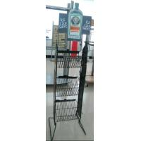 China Retail Store wire Metal Display Racks and stands for bottled products like wine, drinks wholesale