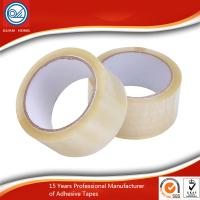 China Reinforced Crystal Clear Tape Waterproof Professional Pressure Sensitive wholesale