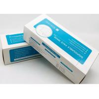 China Fiberglass Free Disposable Medical Mask Dust Prevention OEM ODM Available wholesale