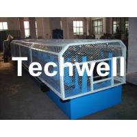 China Quick Size Interchangeable C Z Purlin Cold Roll Forming Machine For Cee & Zee Purlins wholesale