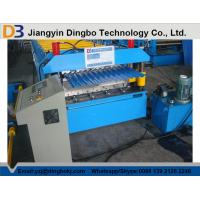 China Corrugated Roll Forming Machine Forging Steel 18 Groups Rollers For Transportation on sale