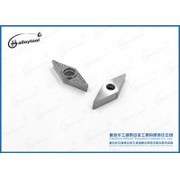 China High Wear Resistance Cemented Carbide Inserts , CNC Carbide Tool Inserts on sale
