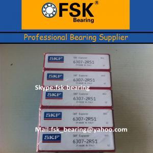 China Cheap Ball Bearing China SKF Bearing 6307 2RS Low Noise Washing Machine Bearing wholesale