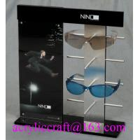 China Popular desktop acrylic glasses display stand made in China with cheap price on sale